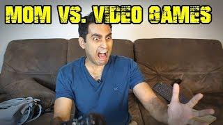 Mom V/S Video games | Danish Ali | Hilarious