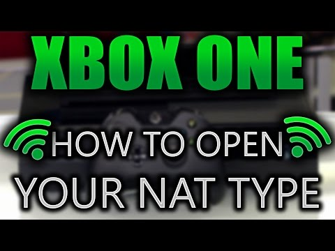 How To Change Your Nat Type To Open On Xbox One Rexit