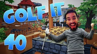 Awesome Carnival Games! (Golf It #40)