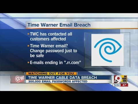 Time Warner Cable: At least 320,000 email passwords stolen