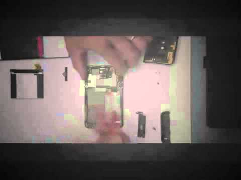 HTC Evo LTE One X BEST QUALITY How to take apart and repair