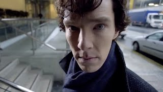 Suicide or Murder? | The Blind Banker | Sherlock