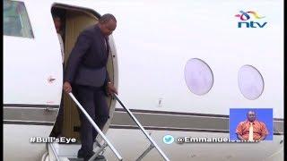 'Jah Love!': What did Uhuru bring from Jamaica? || Bull's Eye