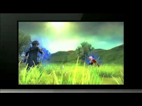 Fire Emblem Awakening - Marth DLC footage