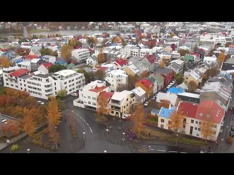 Iceland - October 2017 - Reykjavik to Skaftafell