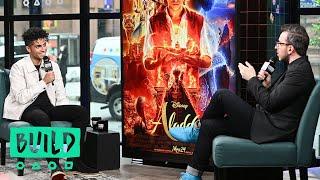 Download Mena Massoud Talks About The Disney Film, ″Aladdin″ Video