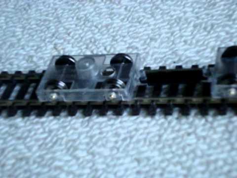 Metromodels '00'/''HO' scale 26mm wheelbase injection moulded model railway bogie/wheels