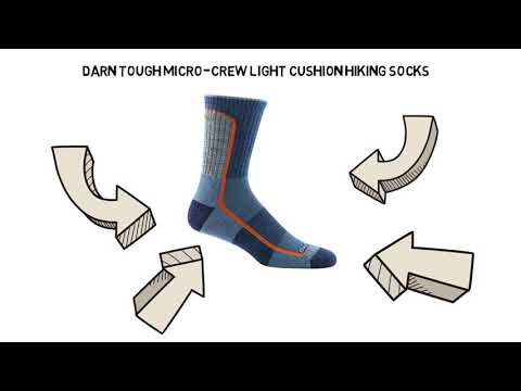 Best Warm Weather Hiking Socks to keep your Feet Cool & Dry