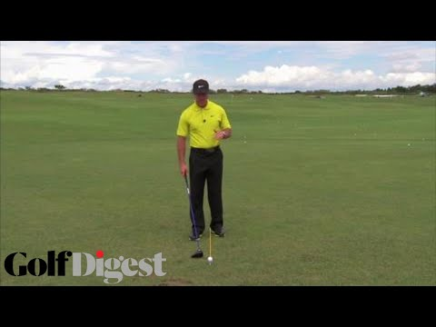 Hit Down With The Driver-The Best of Sean Foley-Golf Digest