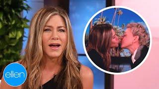 Jennifer Aniston Takes a Trip Down Memory Lane