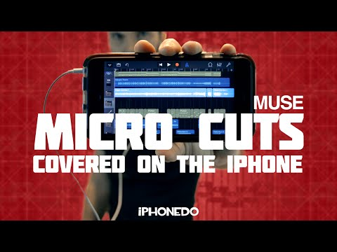 Muse — Micro Cuts (covered on the iPhone)