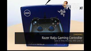 [UNBOXING] Razer Raiju Game Controller: Major Upgrade from DualShock 4