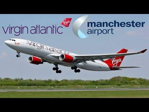 *My Flight* Virgin Atlantic Flight 127/128 (Manchester to New York-JFK/New York-JFK to Manchester)