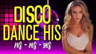 Disco Dance Songs Legend Golden - Disco Greatest Hits 70 80 90s - Medley Eurodisco Megamix