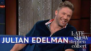 "Julian Edelman's Favorite Super Bowl Ring? ""The Next One"""