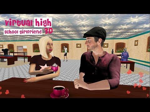 Virtual High School Girlfriend 3D