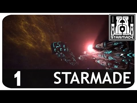 Starmade - First Look and Tutorial