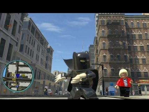 LEGO Marvel Super Heroes - Unlocking Black Panther / Black Panther Missions (Character Token Guide)