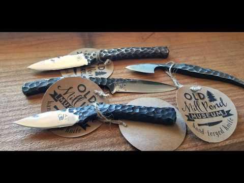 I Think I will Make A Knife