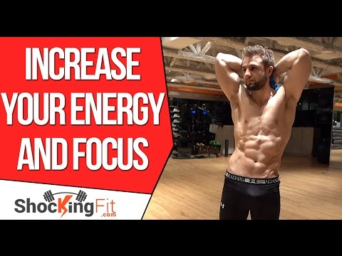 How to Get More Energy and Focus During Workouts