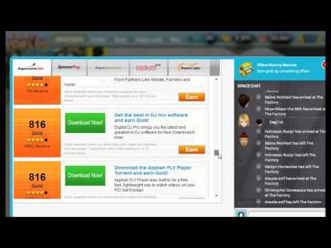Smallworlds Tutorial: How to get gold! (FREE) 2014