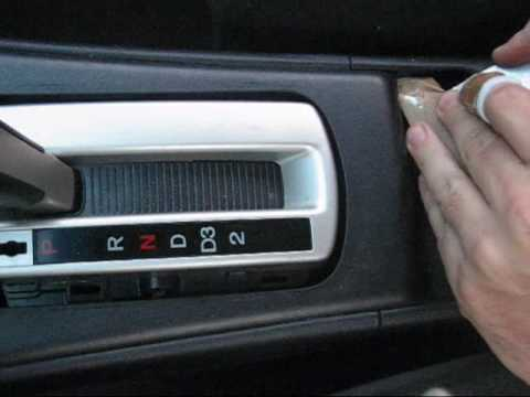 How to install a new radio in a 2004 Honda Civic - Automatic Transmission Supplement.