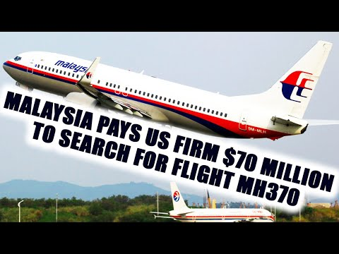 Malaysia To Pay US Firm $70 Million If MH370 Found In New Hunt | OneIndia News