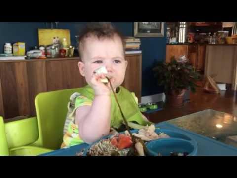 Baby led weaning - baby led feeding