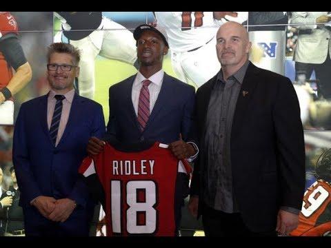 Atlanta Falcons 2018 NFL Draft Recap