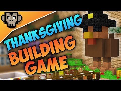 Happy Thanksgiving? | Minecraft Building Game
