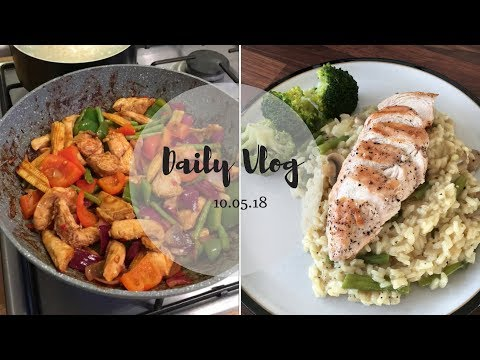 Daily Vlog | Lots of Cooking! 🌶  (Slimming World)