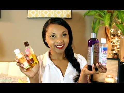 Best Hair and Skin Oils!!!