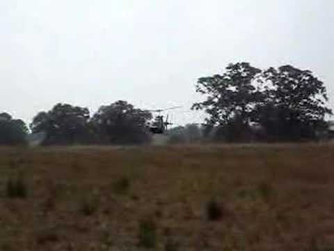 Army Helicopter Flight