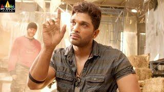 Allu Arjun Action Scenes Back to Back | Iddarammayilatho | Telugu Action Scenes | Sri Balaji Video