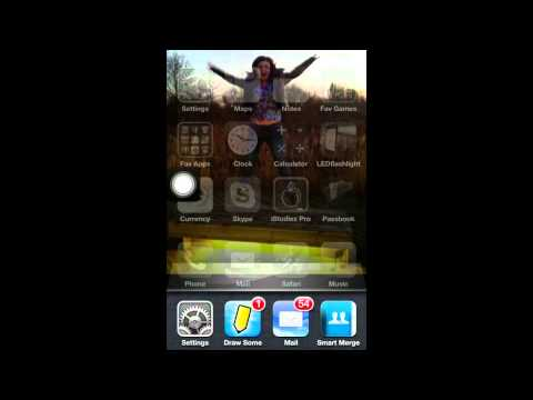 How to INSTANTLY fix iPhone 4 & 4S Power Button or Home Button - also 3GS, 5, 5S, 5C