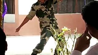 Bsf soldiers dance -Tere aakho ka yo Kajal