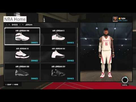 HOW TO GET SHOE ENDORSEMENT IN NBA 2K15 MyCAREER