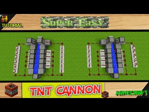 ✔️ MINECRAFT: TNT CANNON TUTORIAL, TU31 (WORKING) XBOX 360 PS4 PS4 XBOXONE, MCPE.