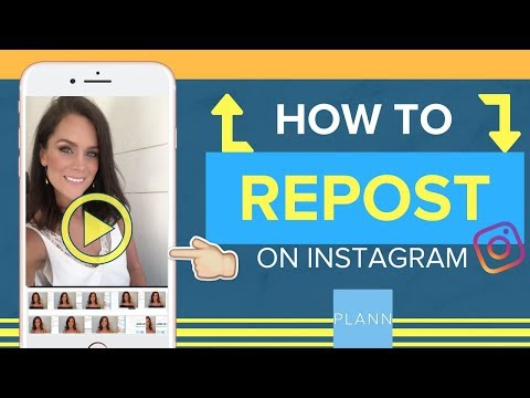 HOW TO REPOST ON INSTAGRAM (+ where to find free stock images/content!)