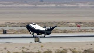 Dream Chaser spacecraft Free Flight Test, 11 November 2017