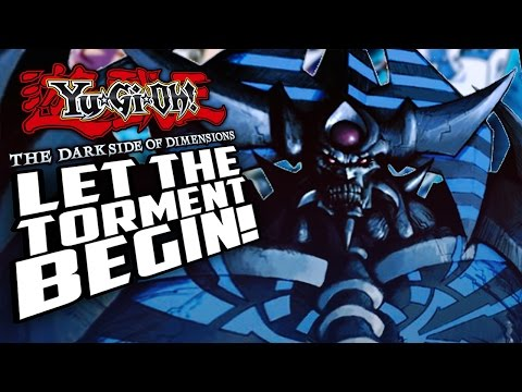 LET THE TORMENT BEGIN!!! Obelisk the Tormentor Promo Opening! - Yu-Gi-Oh: The Darkside of Dimensions