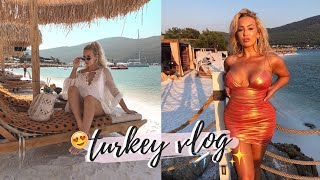 COME TO TURKEY WITH US! HOLIDAY VLOG 1 | TURKEY 2019