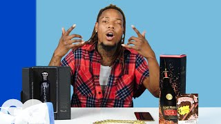 10 Things Fetty Wap Can't Live Without   GQ