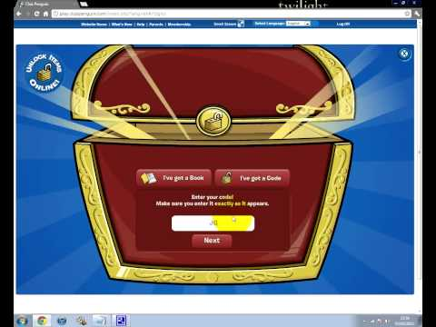HOW TO get really cool free stuff on Club Penguin