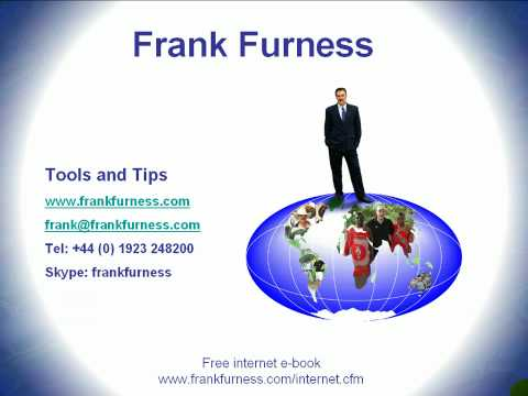 Free Internet Calls Anywhere | Frank Furness | Sales & Marketing Speaker