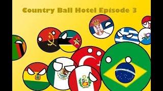 Countryball Hotel Episode 3