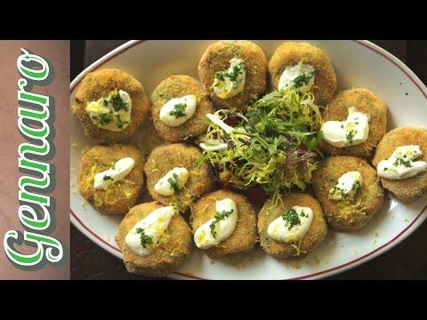 Salmon & Parsley Fishcakes - Food Revolution Day | Gennaro Contaldo