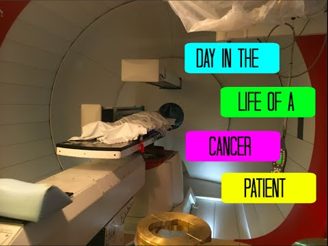 DAY IN THE LIFE OF A CANCER PATIENT // SO FIA