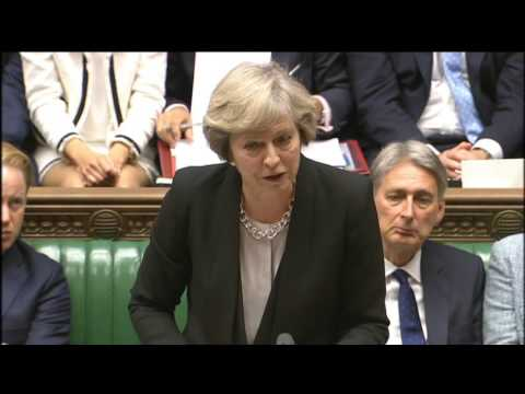 Prime Minister's Questions: 7 September 2016
