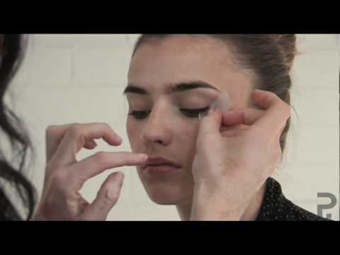 How to: perfect liquid liner wings